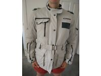 Ladies motorbike jacket, very good condition