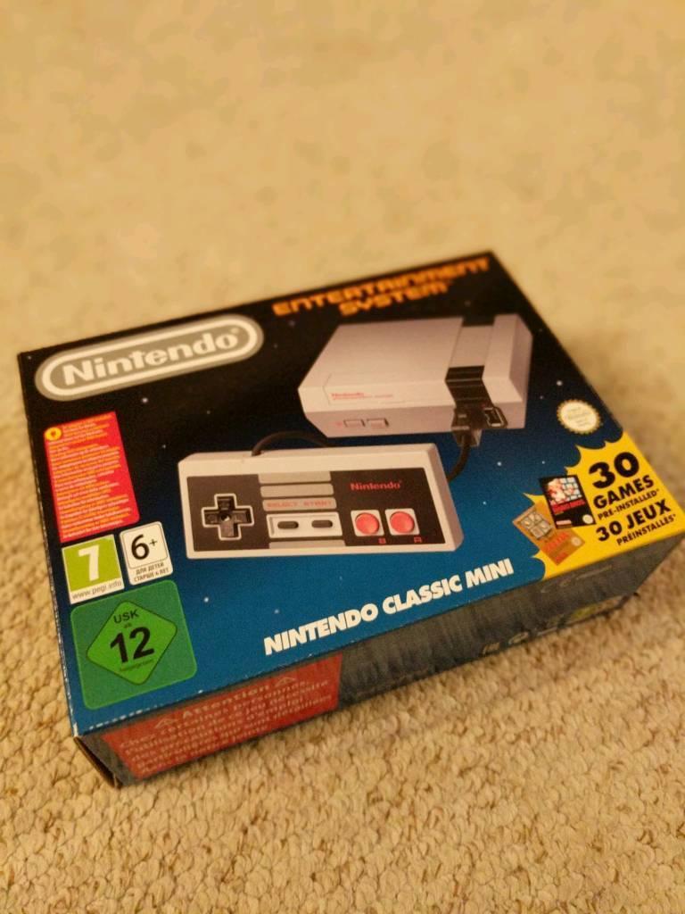 Genuine NES Mini