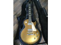 2005 Gibson LesPaul Gold Top