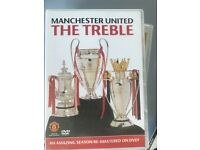 Manchester United 1999 Season Review DVD - Treble