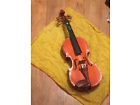 Stentor violin 1/4 size with hard case