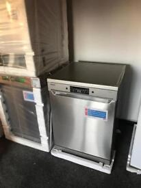 Brand new sharp stainless steel dishwasher....RRP £369