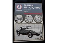 Triumph Spitfire Mark 3 & 4 Workshop Manual