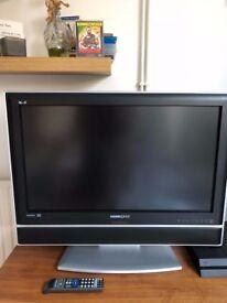 Large Screen HDMI ready TV