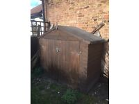 For Sale garden shed