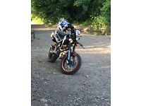 125cc , superbyke rmr 125 , supermoto