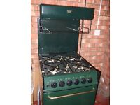 Green Parkinson Cowan Lyric Gas Cooker