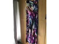 Monsoon maxi dress size 16 BNWT
