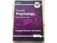 CGP A-level Psychology Exam Board: AQA