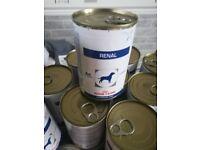 Renal dog food
