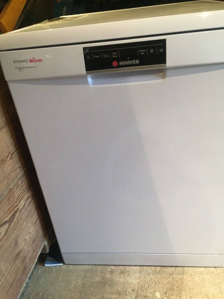 Hoover Wizard Full Size Dishwasher New and Unused