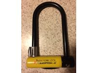 Kryptonite New York Shackle D bike/motorbike lock