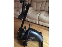 Body Sculpture BR-3050 magnetic Rowing Machine