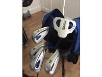 Ping Moxie junior golf clubs