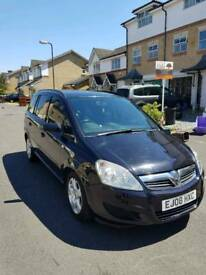 Vauxhall Zafira for sale 1400