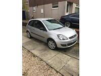 Ford Fiesta 1.25 with 1 years MOT
