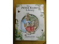 Kids reading books Peter Rabbit, Hairy Maclairy, Dr Seuss, Diary of a whimpy kid