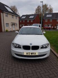 BMW 1 series automatic