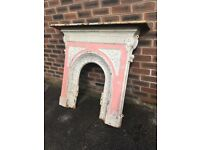 Beautiful Antique Fire Surround