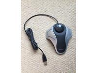 Kensington tracker ball mouse