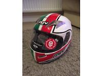 AGV Ti Tech helmet