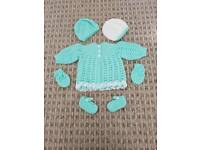 5 piece baby outfit