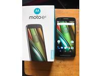 Motorola E3 brand new boxed unlocked Lenovo android 5 inch screen like s5 s6
