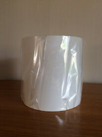 M&S 6in DRUM LAMPSHADE PARCHMENT-NEW