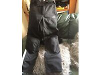 Ladies Hein Gerrick motorbike suit