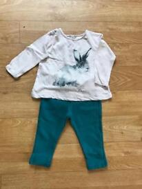 Zara BabyGirl Outfit