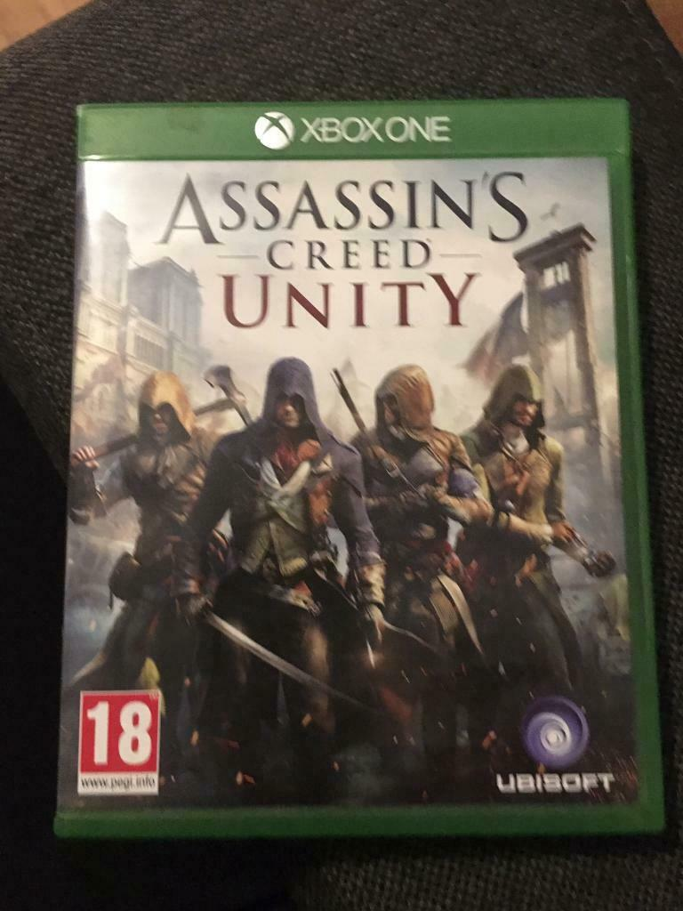 Assassins Creed Unity In York North Yorkshire Gumtree