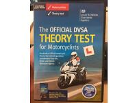 Motorcycle theory test CD-ROM