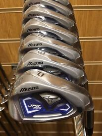 BRAND NEW Mizuno JPX 850 Irons 4 - PW : Reg Shafts