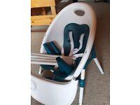 Mammas and Pappas feeding chair