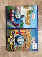 Thomas the Tank Engine DVDS- $2 each or $3 for both