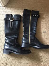 Genuine Clark boots