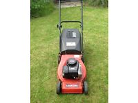 Lawn King 4 Stroke Petrol Lawnmower With Collection Box