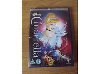 Disney Cinderella Diamond Edition DVD for sale  Aberdeen