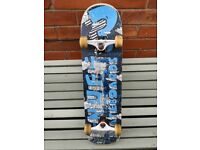 Full Size Professional Custom Skateboard (Cost New Over £100)
