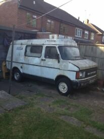 Bedford cf camper for spares or repairs