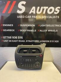 Honda Civic Mk8 Radio
