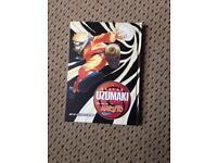 Naruto Uzumaki Art Book