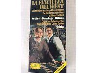 Puccini's Opera La Fanciulla Del West