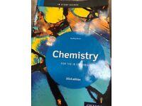 IB diploma chemistry test book