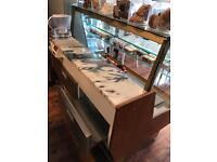 Display fridge - over counter