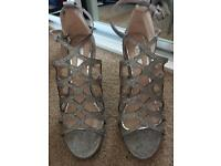As new Miss KG shoes size 5 2 pairs