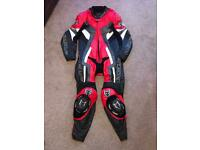 Wolf One piece leathers