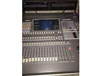 Yamaha 02R Digital Mixer
