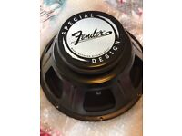 Eminence fender special design 12 inch guitar speaker
