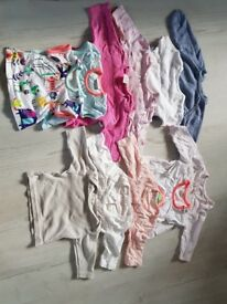 Baby girl clothes size 0-3 m